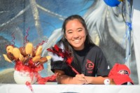 MEGAN HOU SIGNS TO PLAY GOLF IN COLLEGE