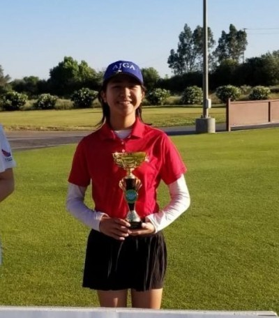 1st Place IMG World Qualified at Oak Valley Country Club
